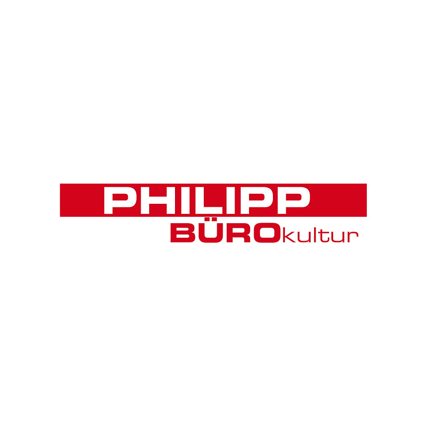 Print, Logodesign, Philipp Bürokultur, Werbeagentur r2 Mediendesign, Verden