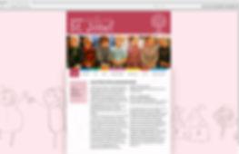 Webdesign, Kindergarten und Krippe St. Josef, Werbeagentur r2 Mediendesign, Verden