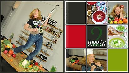 Buchgestaltung, Kracht kocht Vegetarisch Vegan, Marion Kracht, Werbeagentur r2 Ravenstein, Verden