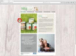 Webdesign, myBio-Tiernahrung, Werbeagentur r2 Mediendesign, Verden
