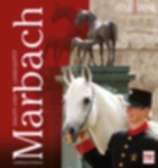 Buch Haupt- und Landgestüt Marbach