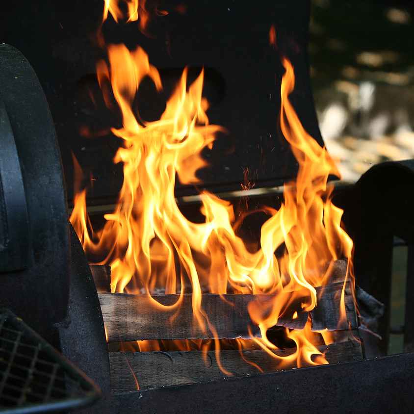 Frühsommer-BBQ