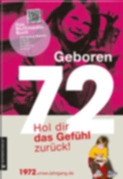 Buchgestaltung, Geboren 1972, Hol dir das Gefühl zurück!, Das Multimediale Buch, Wartberg Verlag, Werbeagentur r2 Ravenstein, Verden