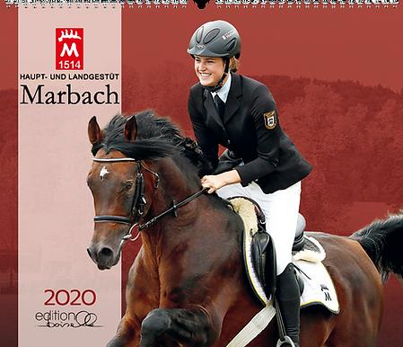 Kalender Marbach 2020