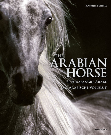 Buch - The Arabian Horses