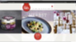 Webdesign, Pades Restaurant, Werbeagentur r2 Mediendesign, Verden