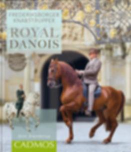 Buchgestaltung, Royal Danois, Frederiksborger und Knabstrupper, Bent Branderup, Werbeagentur r2 Ravenstein, Verden