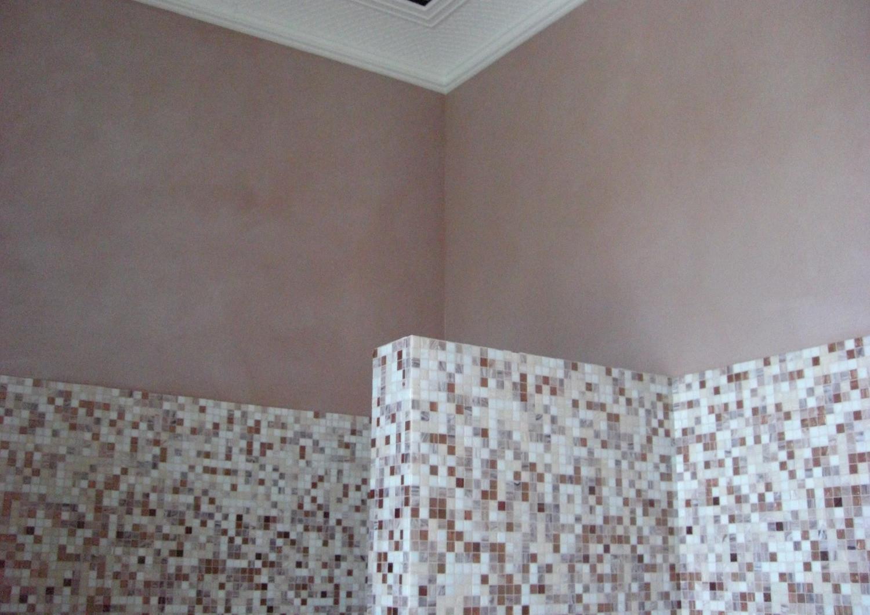 Badezimmer Wandanstrich | Malereibetrieb Fiedler in Verden