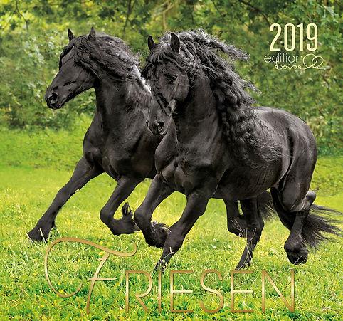 Kalender Friesen 2019