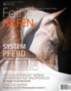 Magazin Gestaltung, Feine Hilfen, System Pferd, Sind Leitlinien in der Ausbildung sinnvoll?, Werbeagentur r2 Ravenstein, Verden