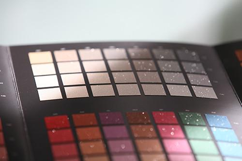 Glitzerfarben Katalog