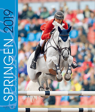 Sportkalender Springen 2019