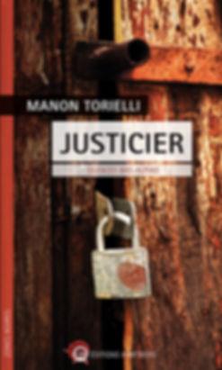 Buchgestaltung, Justicier, Silences Bas-Alpins, Zones Noires, Manon Torielli, Éditions Wartberg, Werbeagentur r2 Ravenstein, Verden