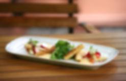 Fotografie, Pades Restaurant, Teller, Vorspeise, Werbeagentur r2 Ravenstein, Verden