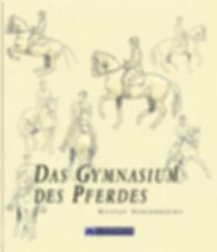Buchgestaltung, Das Gymnasium des Pferdes, Gustav Steinbrecht, Werbeagentur r2 Ravenstein, Verden