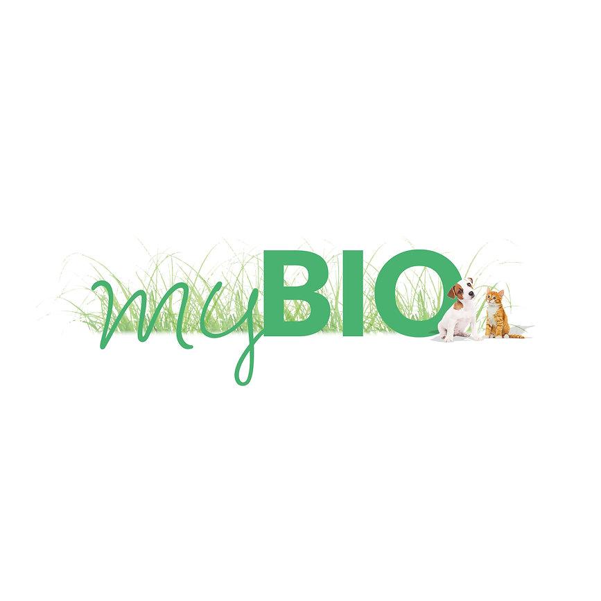Print, Logodesign, myBio-Tiernahrung, Werbeagentur r2 Mediendesign, Verden