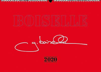 Landschaftenkalender 2020, Sonderkalender der Edition Boiselle