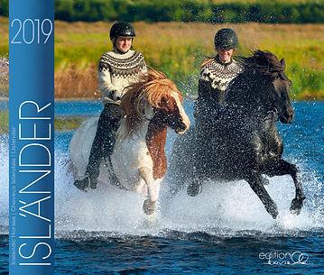 Kalender Isländer 2019