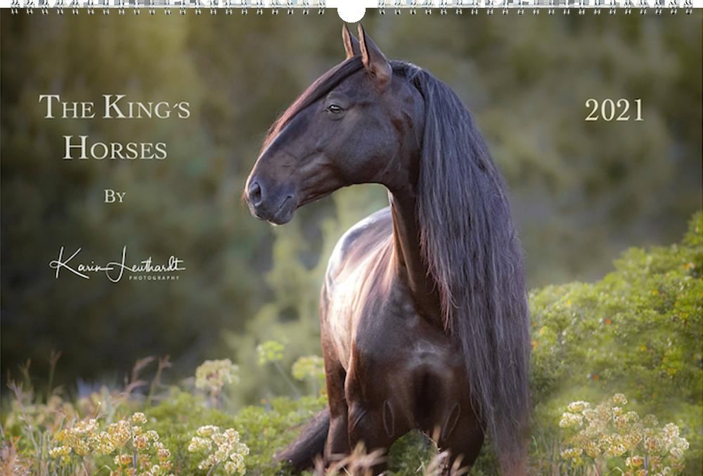 Kalender The Kings Horses 2021