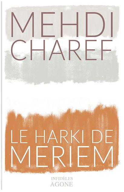 Buchgestaltung, Le Harki de Meriem, Mehdi Charef, Infideles Agone, Werbeagentur r2 Ravenstein, Verden