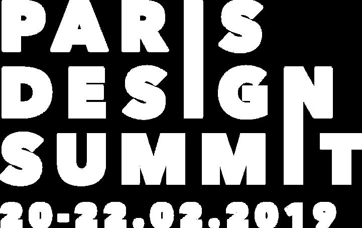 Paris Deign Summit Title