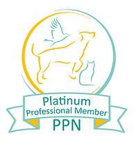I am proud to announce that I am now a Platinum Professional Member of the Pet Professional Network.