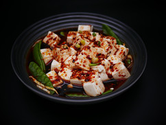 steamed tofu with spicy.jpg