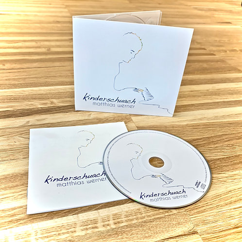"CD ""Kinderschuach"" (2014)"