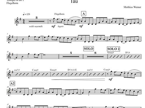 """""""Tau"""" Download Septett Noten"""