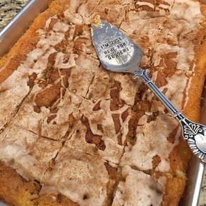 Cinnabun Breakfast Cake