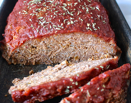 Mouth-Watering Meatloaf