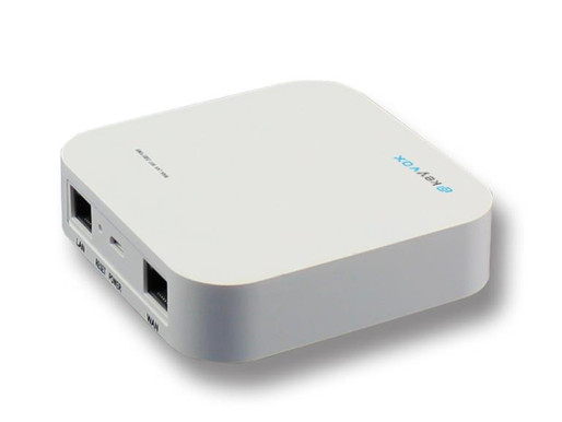 KEYVOXアプリとスマートロックの接続(ネットワークハブ購入有)