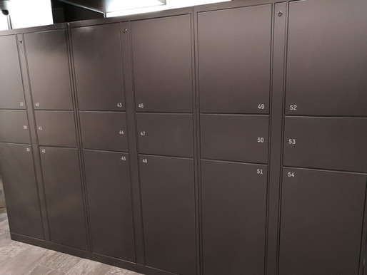 【プレスリリース】「KEYVOX locker」の販売を開始