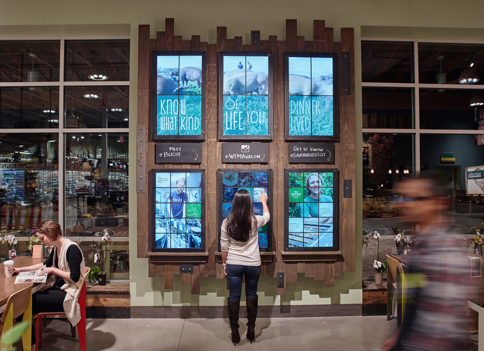 Whole Foods Market Flagship Store