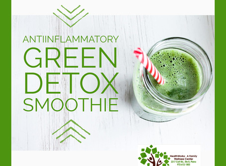 A Green Smoothie You can Love.