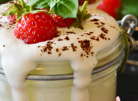 Drinkable Raw Yogurt
