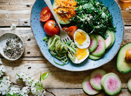 HEALTHY EATING: A RESEARCH REVIEW