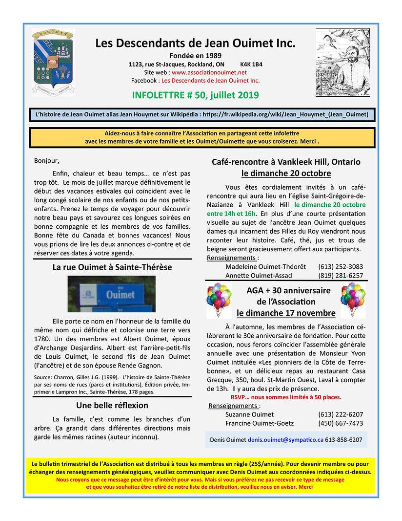 LDJOI Infolettre # 50 (juillet 2019) cop
