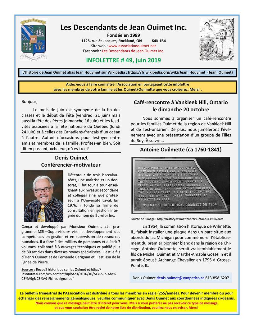 LDJOI Infolettre # 49 (juin 2019) PDF-1.
