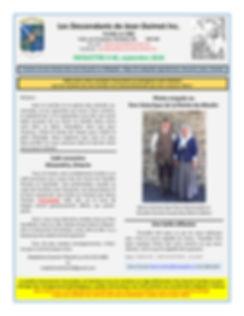 LDJOI Infolettre # 40 (septembre 2018) P