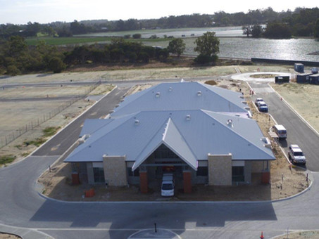 Central Community Centre - Photo Progress