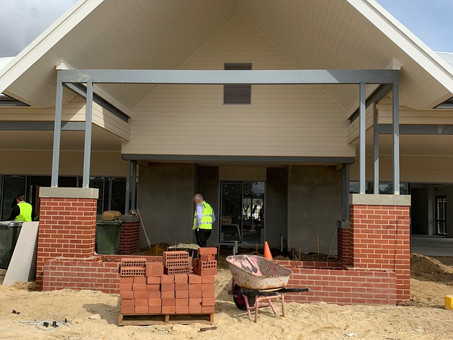 The Green - Community Centre Photo Update