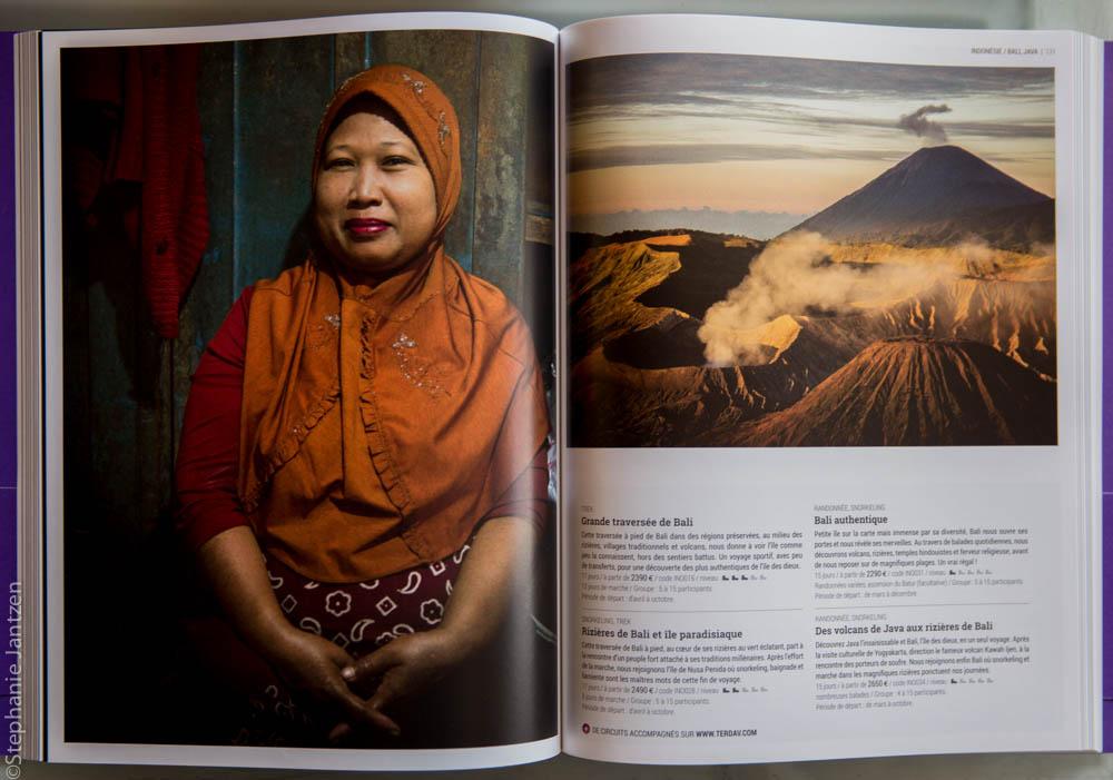 INDONESIE / TERRES D'AVENTURE