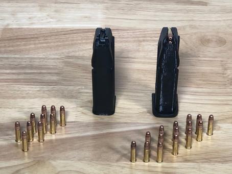 Glock 44 15 round magazine has arrived