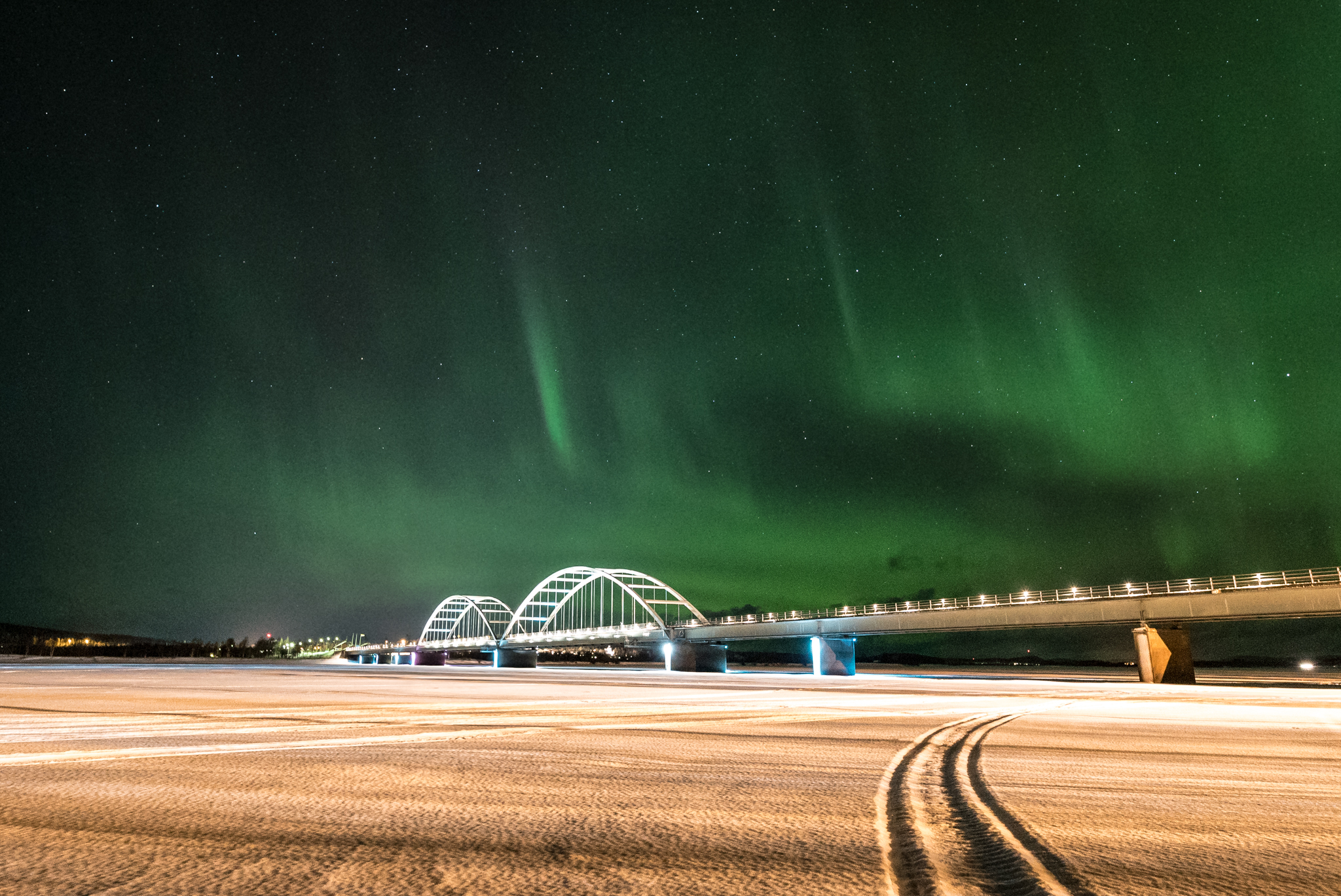 Northern Lights Bridge