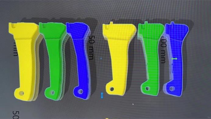 Shield EZ's Grip safety Medium or Large