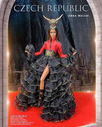 Spanish Folklore Fashion Gala_๒๑๐๒๐๑_20.