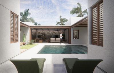 Villa Ungasan - 2021 - Proposal