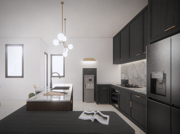 Gading 8 Kitchen - Completed - 2020