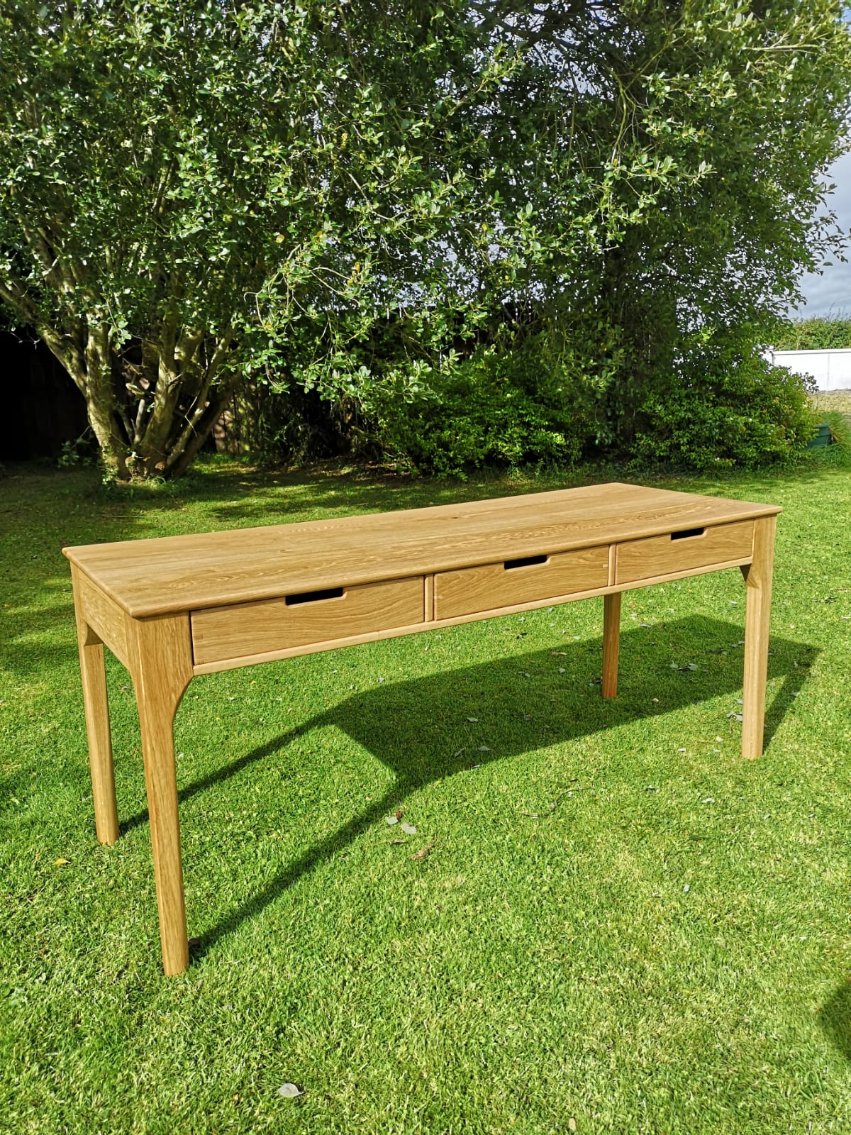 Oak Writing Desk